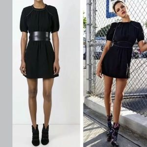 Isabel Marant Size 40 US 8 Black Wana Dress
